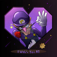 I Wah'v You All! by Popokino