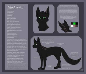 Shadowstar Reference sheet 2019