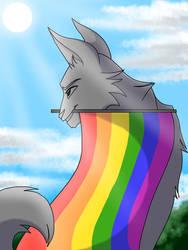 Feline Pride YCH (OPEN)