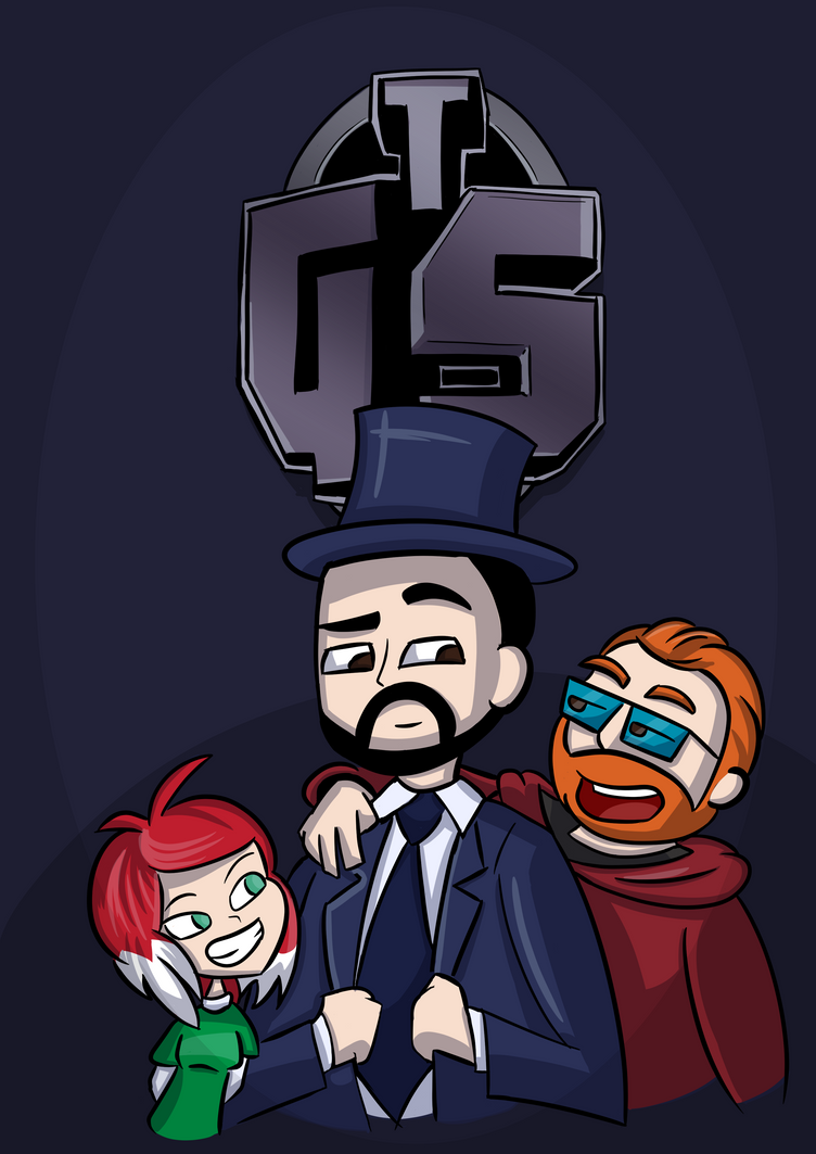 The TGS trio by Bug88