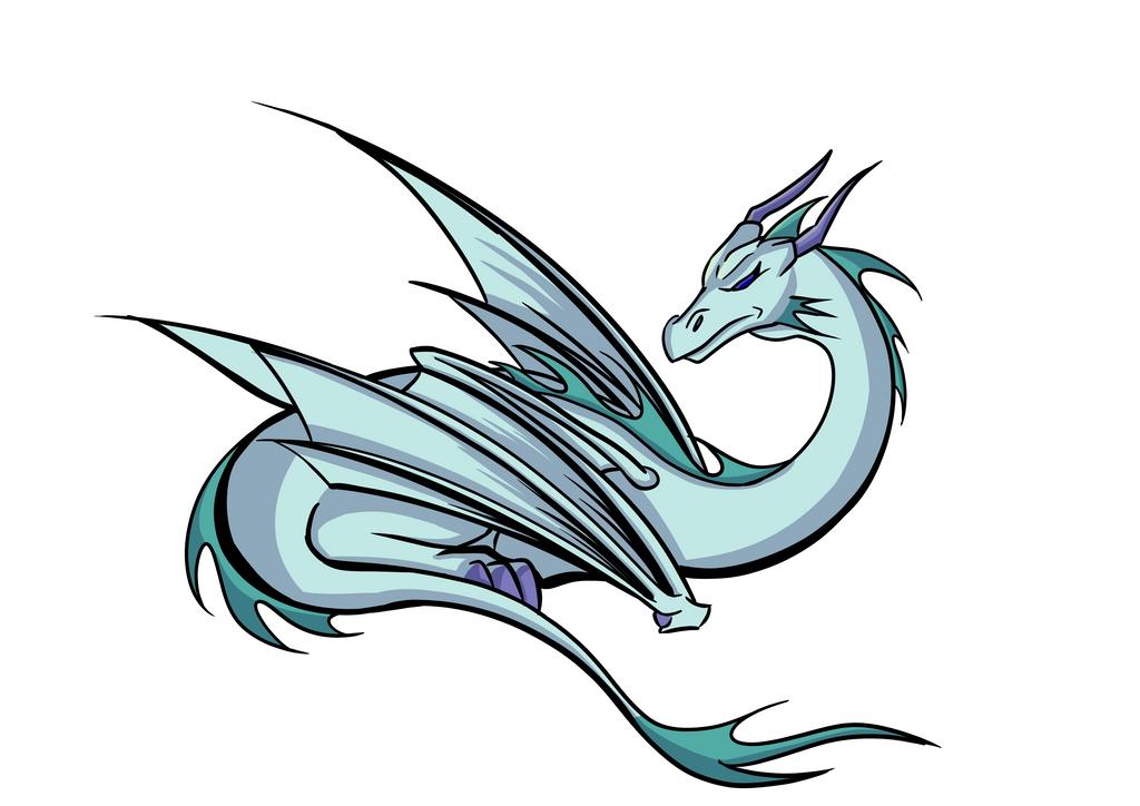 Random dragon by Bug88