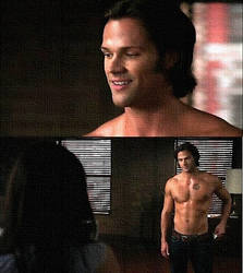 SPN-Hot Body by Cherry619