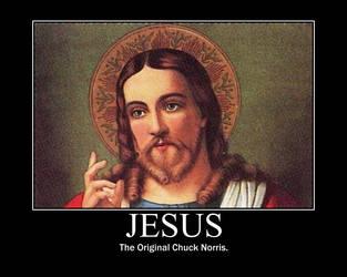 Jesus by paxtofettel