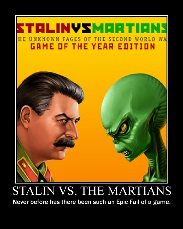 a los nazis los ayudaron alienigenas???  Stalin_vs__the_martians_by_paxtofettel-d32iasd
