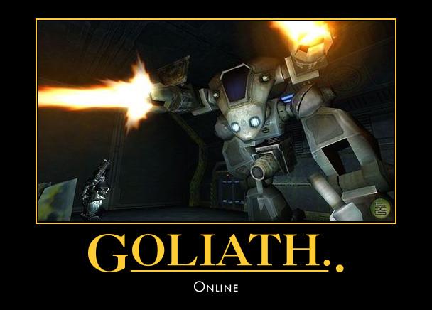 Goliath by paxtofettel