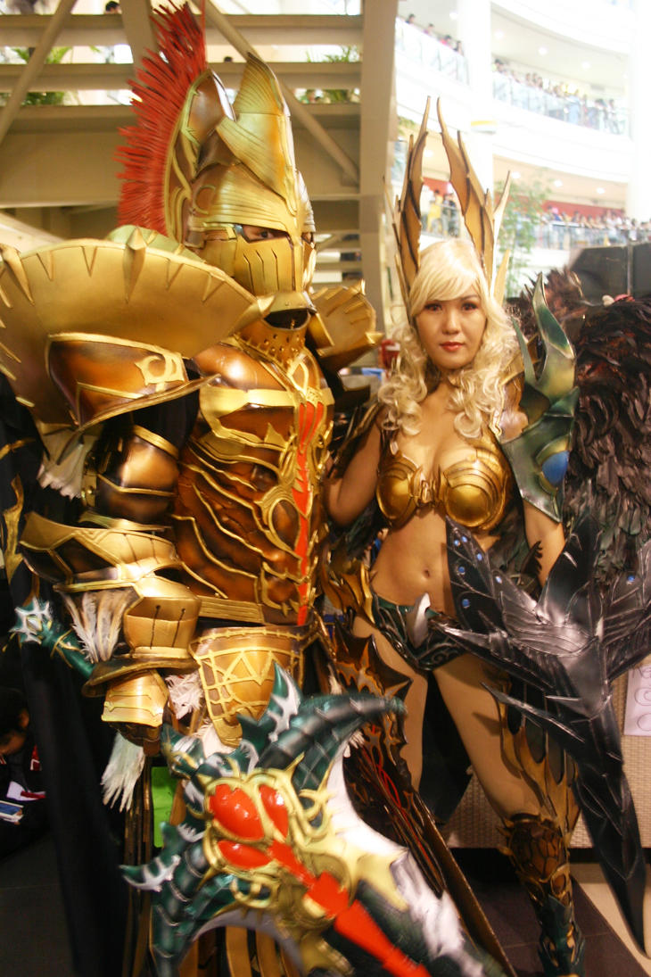 Lineage 2 porn cosplay porn clips