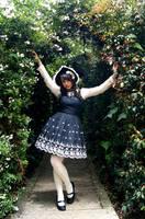 Outside my secret garden by akarisaga