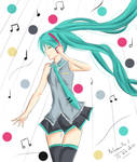 Hatsune Miku Before Append