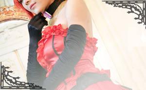 MADAM RED - black butler by akiraxpf
