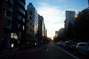 the city by akiraxpf