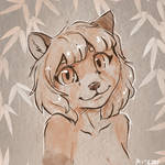 Raffle art for meowthatsme