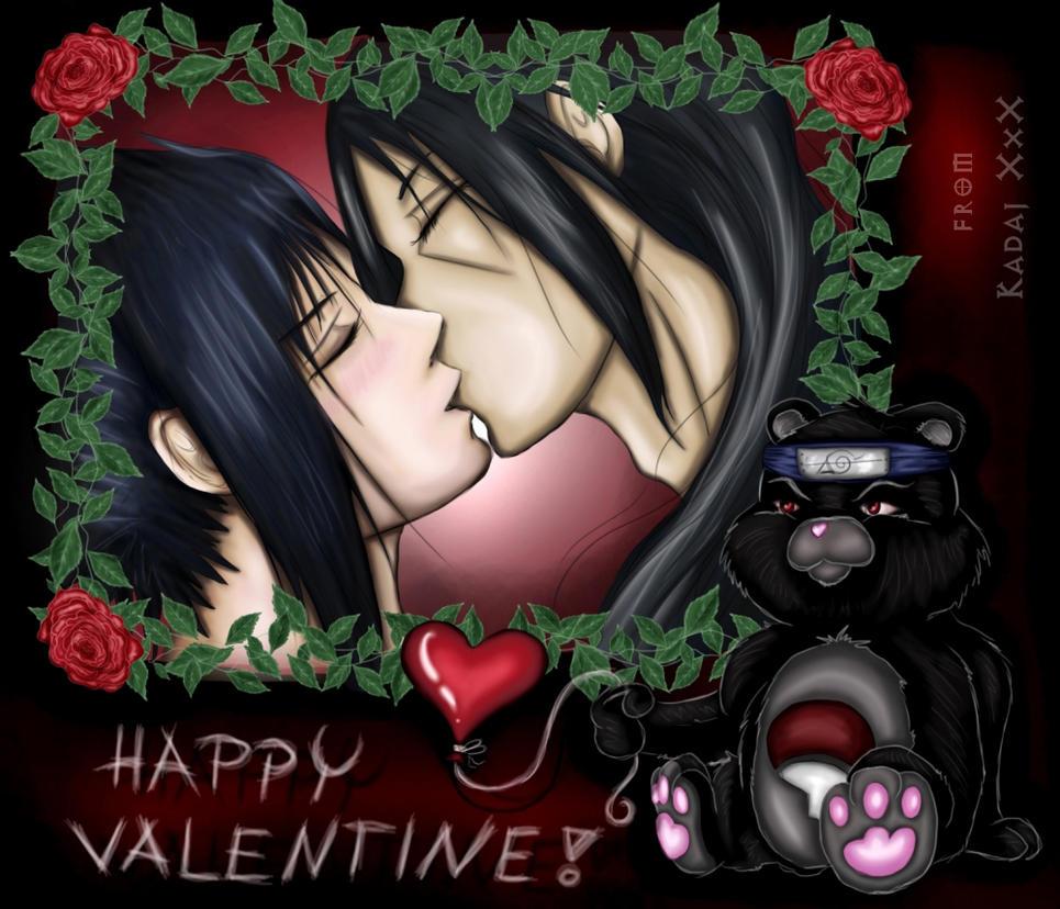 ItaSau: Valentine by Jenova87