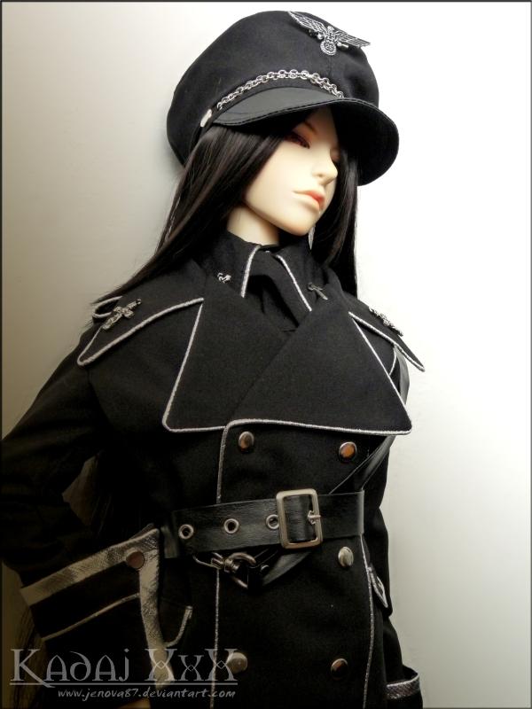 BJD Uniform III by Jenova87