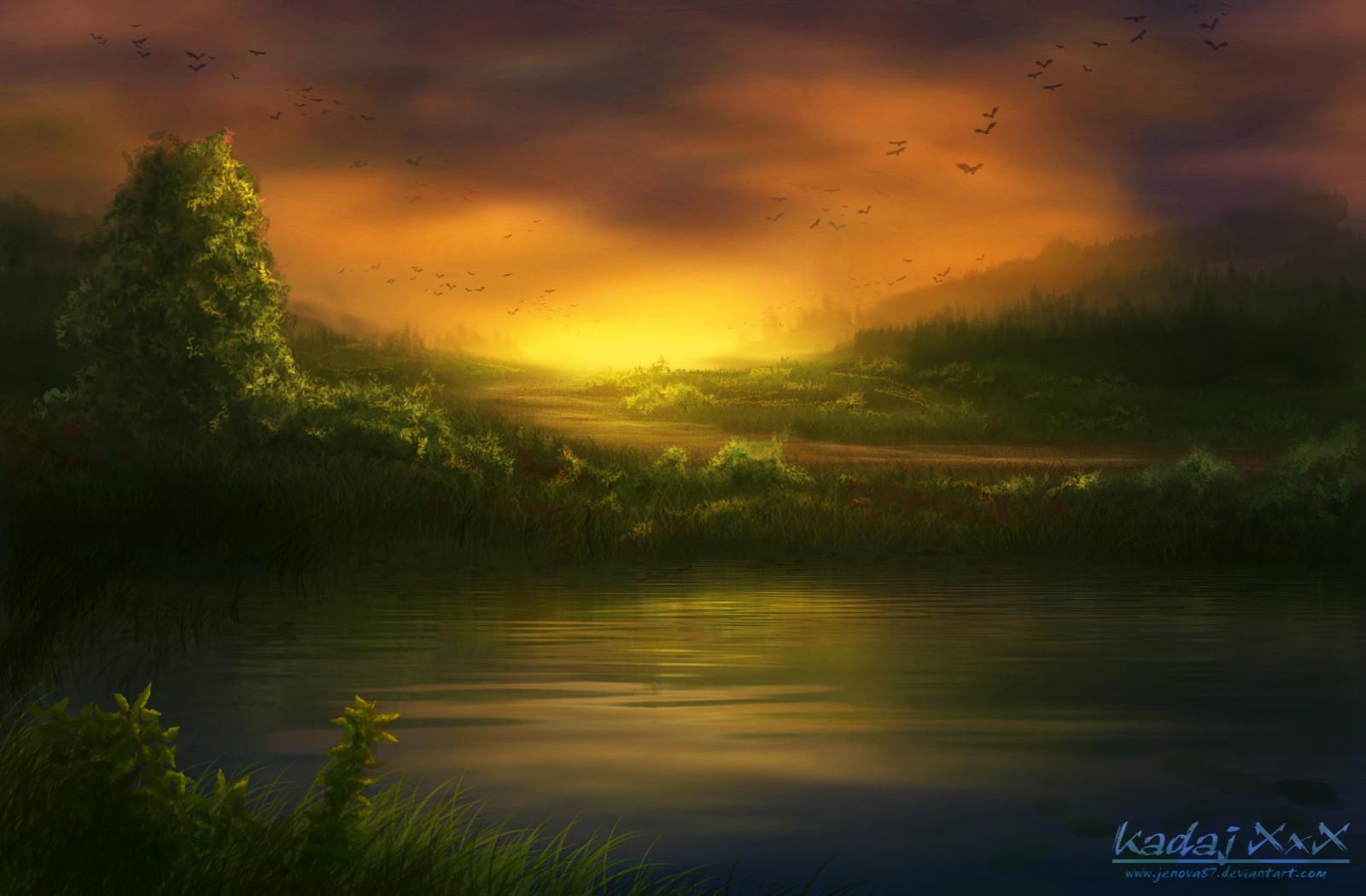 SP: Toward the Sunset by Jenova87