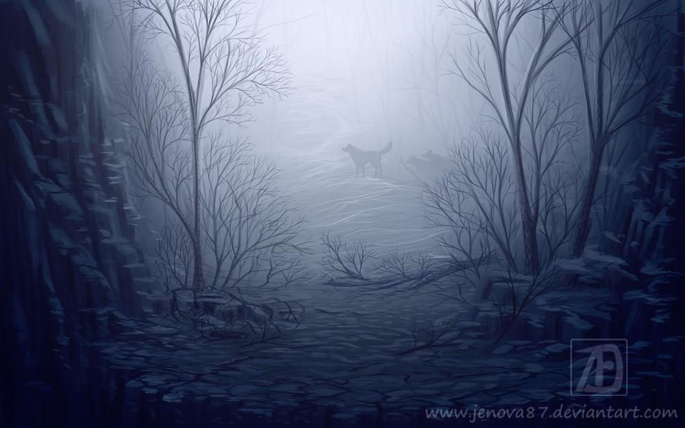 Wolf's Path by Jenova87