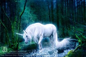 Photomanip: Child of Light by AvareonArt