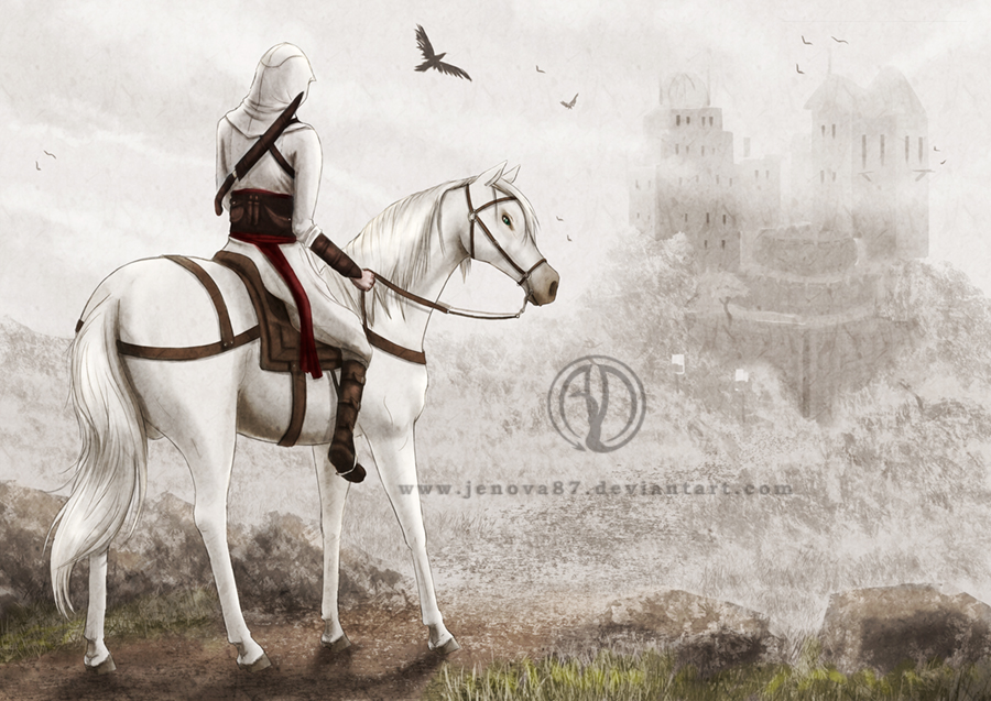 AC: Riders - Altair by Jenova87