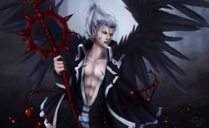 Trinity Blood: Crusnik 02 by AvareonArt