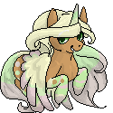 Dango Pony Pixel *Request* by Starr-Hime
