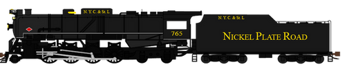 Nickel Plate Road 765 by Train099