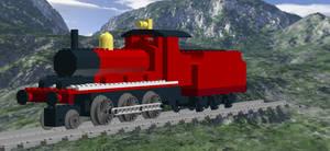 James The Red Engine LDD