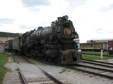 Pennsylvania Railroad K4s 3750