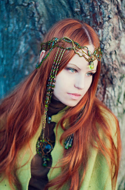 Titania The Fairy Queen by ann-emerald