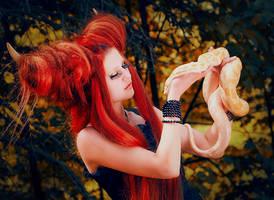 SnakeSkin by ann-emerald