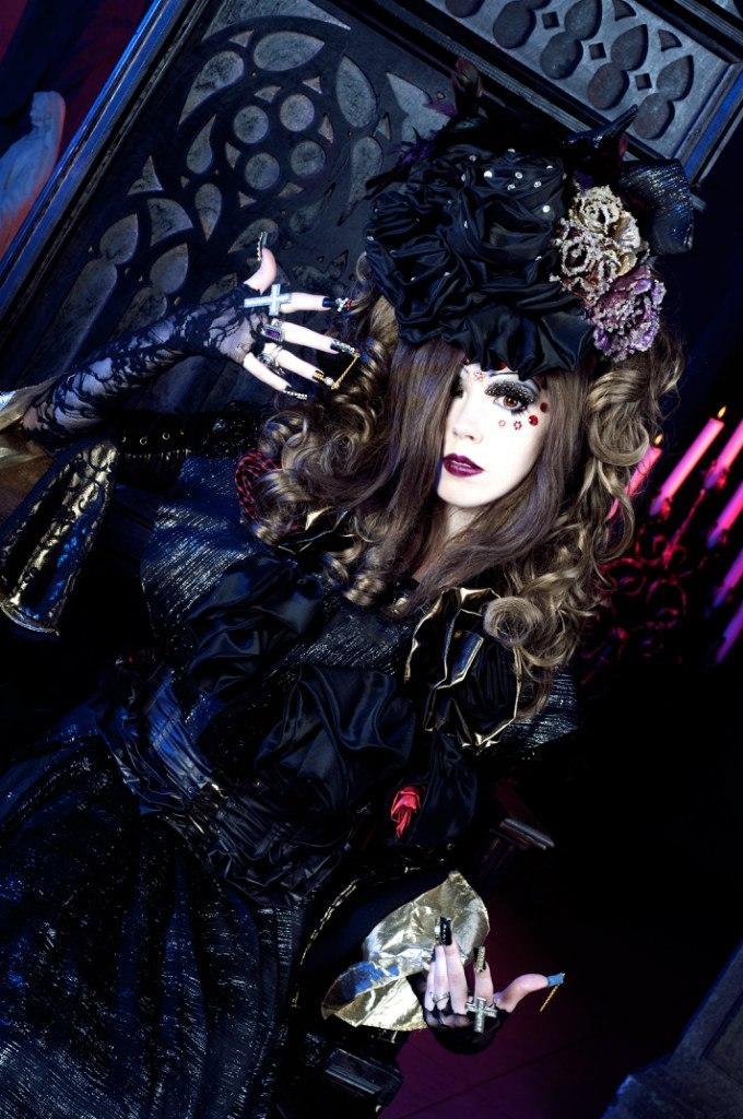 Jasmine You Versailles Node Of Scherzo Cosplay by ann-emerald