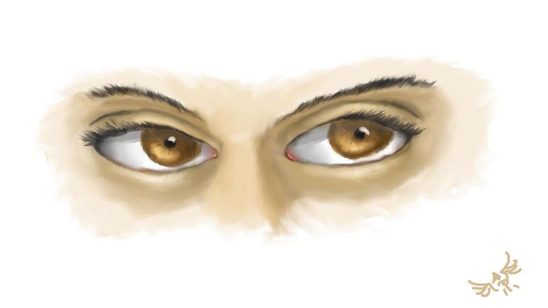 I See You by ojonblackbird