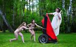 Polish chariot by JREKAS