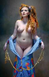 The birth of Venus by JREKAS