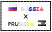 .: Russia x Prussia Stamp by ChokorettoMilku
