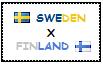 .: Sweden x Finland Stamp by ChokorettoMilku