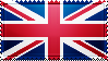 United Kingdom Flag Stamp by ChokorettoMilku
