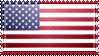 United States Flag Stamp by ChokorettoMilku