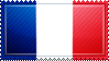 France Flag Stamp by ChokorettoMilku