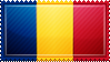 Romania Flag Stamp by ChokorettoMilku