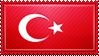 Turkey Flag Stamp by ChokorettoMilku