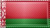 Belarus Flag Stamp by ChokorettoMilku