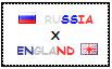 .: Russia x England Stamp by ChokorettoMilku