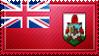 Bermuda Flag Stamp by ChokorettoMilku
