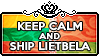 Keep Calm and Ship LietBela by ChokorettoMilku