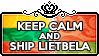 Keep Calm and Ship LietBela by ChokorettoMilku