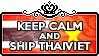 Keep Calm and Ship ThaiViet by ChokorettoMilku