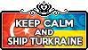 Keep Calm and Ship Turkraine by ChokorettoMilku