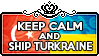 Keep Calm and Ship Turkraine by ChokorettoMilku