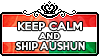 Keep Calm and Ship AusHun by ChokorettoMilku