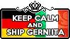 Keep Calm and Ship GerN!Ita by ChokorettoMilku