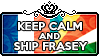 Keep Calm and Ship FraSey by ChokorettoMilku